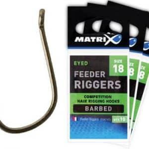 MATRIX FEEDER RIGGER HOOKS 12 (GHK033)