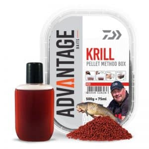 DAIWA METHOD PELLET BOX - KRILL (13300-201)