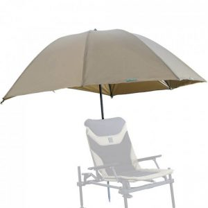 "KORUM 50"" GRAPHITE BROLLY (KMLUG/52)"