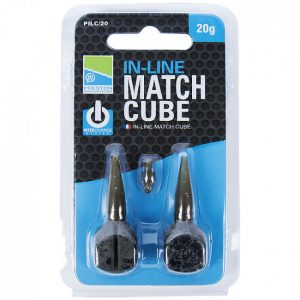 PRESTON ICS IN-LINE MATCH CUBES (P0040023-26)