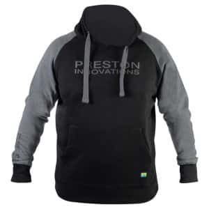 PRESTON BLACK PULLOVER HOODIES (P0200184-88)
