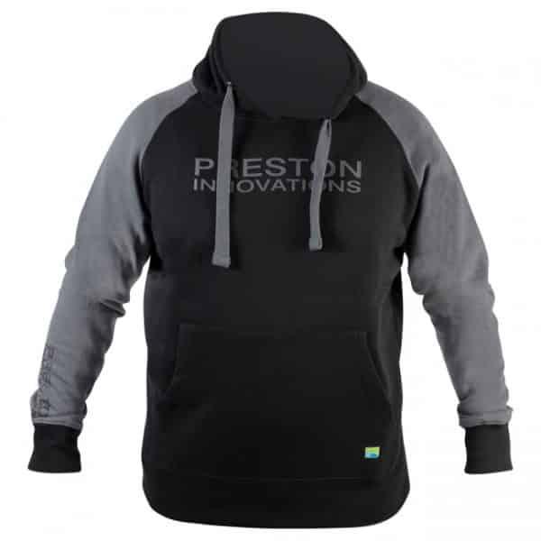 PRESTON BLACK PULLOVER HOODIES (P0200184-88)