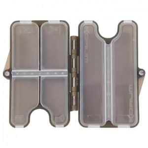 KORUM KITM CLAMSHELL BOXES (KBOX/04-05)