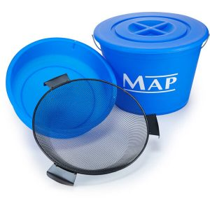 MAP BUCKET AND RIDDLE SET (H0150)