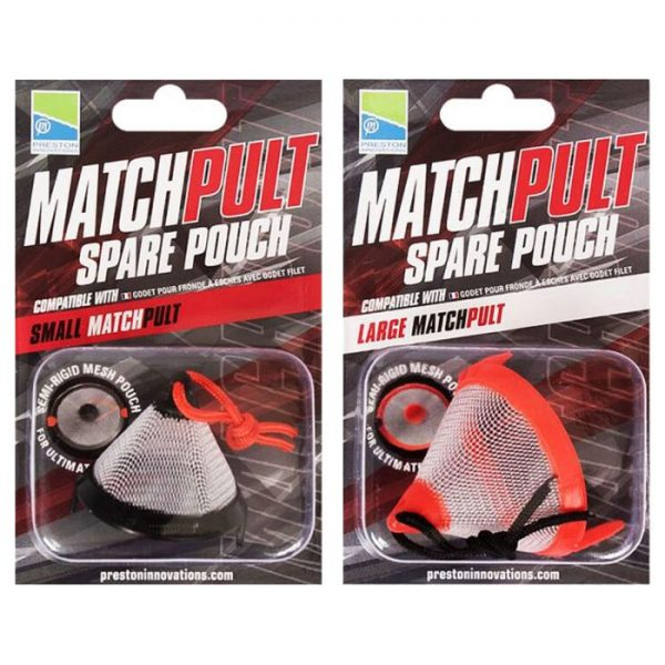 PRESTON MATCHPULT SPARE MESH POUCH (P0190009-10)