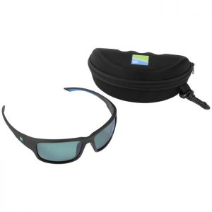 PRESTON POLARISED SUNGLASSES GREEN LENS (P0200104)