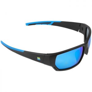 PRESTON POLARISED SUNGLASSES BLUE LENS - FLOATER (P0200105)