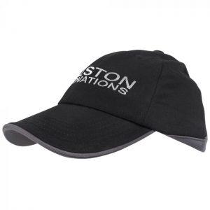 PRESTON BLACK CAP (P0200215)