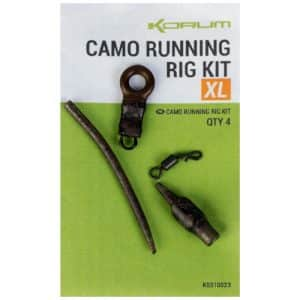 KORUM CAMO RUNNING RIG KIT (K0310022-23)