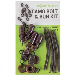 KORUM CAMO BOLT & RUN KIT (K0310075)