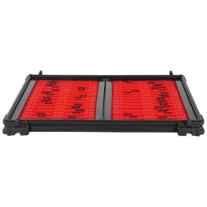 PRESTON ABSOLUTE MAG LOK SHALLOW TRAY WITH 18CM WINDERS UNIT (P0890003)