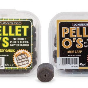 SONUBAITS PELLET O'S 8MM (S0810001-42)