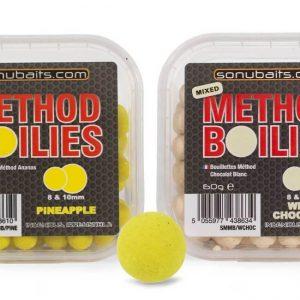 SONUBAITS MIXED METHOD BOILIES (S0810049-53)