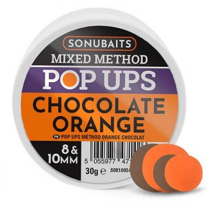 SONUBAITS MIXED METHOD POP UPS (S0810054-58)