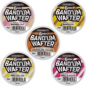 SONUBAITS BAND'UM WAFTERS 6MM (S0810063-67)