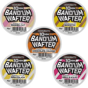 SONUBAITS BAND'UM WAFTERS 10MM (S0810072-76)