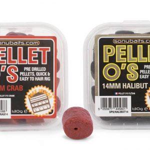 SONUBAITS PELLET O'S 14MM (S0960001-07)