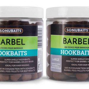 SONUBAITS BARBEL HOOKBAITS (S0960008-09)