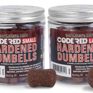 SONUBAITS CODE RED HARDENED DUMBELLS (SCR/HD)