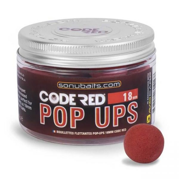 SONUBAITS CODE RED POP UPS (SCR/P)