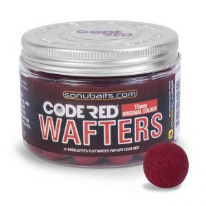 SONUBAITS CODE RED WAFTERS 15MM ORIGINAL (SCR/W15)
