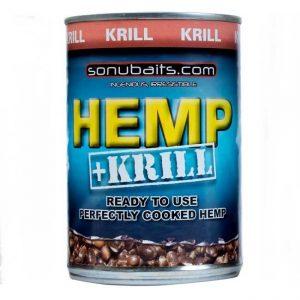 SONUBAITS HEMP & KRILL (SST/HEMPK)