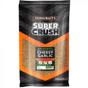 SONUBAITS CHEESY GARLIC CRUSH 2KG (S0770014)
