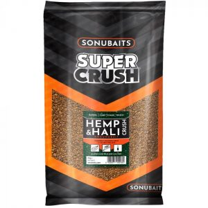 SONUBAITS HEMP & HALI CRUSH 2KG (S0770015)