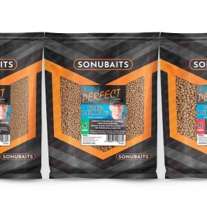 SONUBAITS FIN PERFECT FEED PELLETS (S0790002-05)