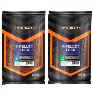 SONUBAITS S-PELLET FEED (S0790006-07)