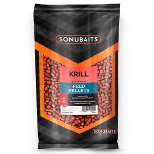 SONUBAITS KRILL FEED PELLETS (S0800007-27)