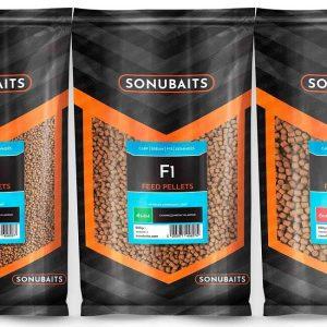 SONUBAITS F1 FEED PELLETS (S0800010-26)