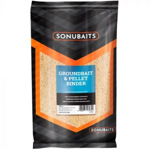 SONUBAITS GROUNDBAIT & PELLET BINDER 900G (S0870014)