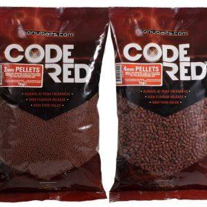 SONUBAITS CODE RED FEED PELLETS (SCR1/FP)