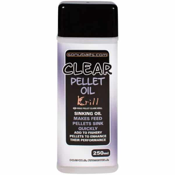 SONUBAITS CLEAR PELLET OIL (SPCOIL)