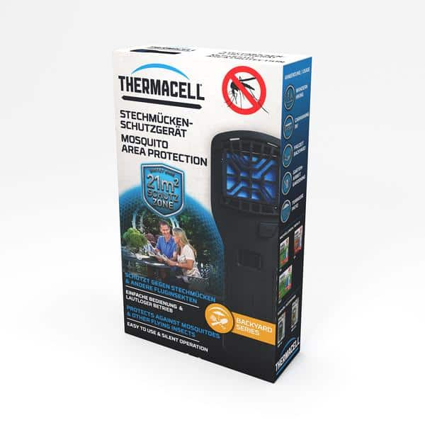 THERMACELL PORTABLE MOSQUITO REPELLER - BLACK (MR-300K)