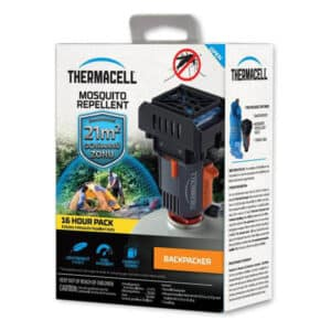 THERMACELL BACKPACKER REPELLER (MR-BP)