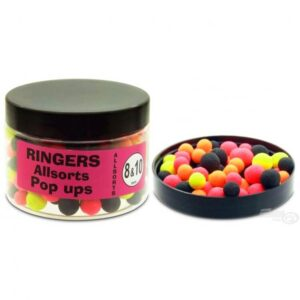 RINGERS ALLSORTS MATCH POP-UPS 8/10MM (PRNG09)