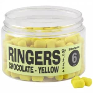 RINGERS CHOCOLATE YELLOW WAFTERS (PRNG64-66)