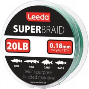 LEEDA SUPER BRAID 137M (G7700-04)