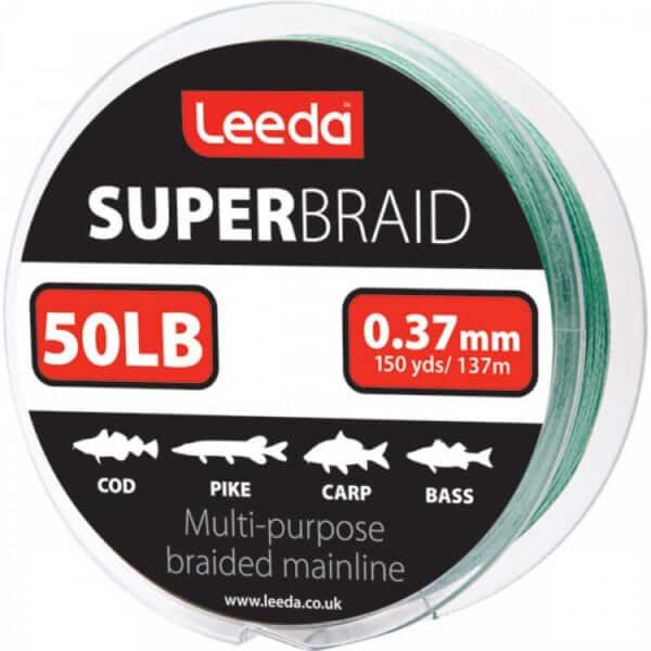 LEEDA SUPER BRAID 137M (G7700-04)