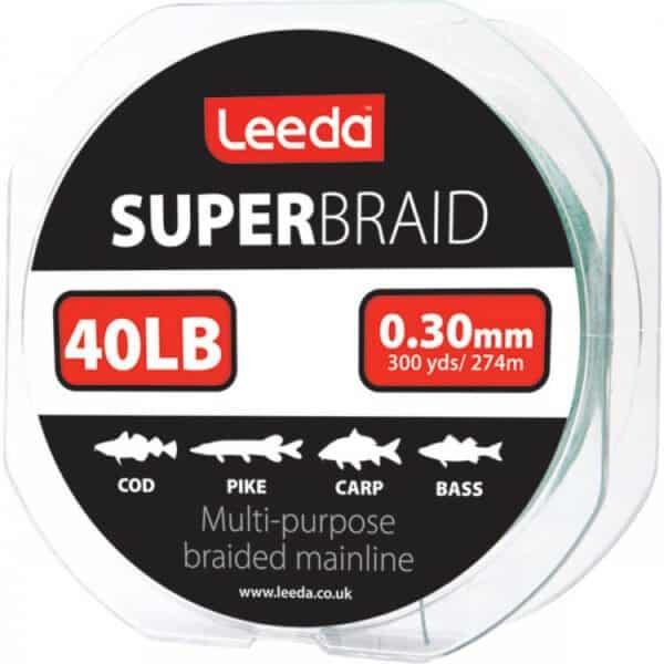 LEEDA SUPER BRAID 274M (G7705-09)