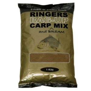 RINGERS BAG-UP CARP MIX 1KG (PRNG21)