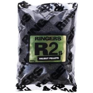 RINGERS R2 PELLETS 900G - HALIBUT (PRNG51)