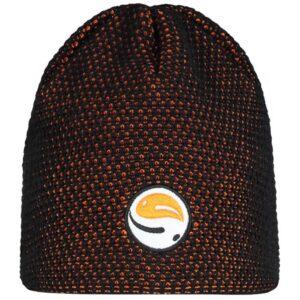 GURU GURU SKULL CAP BLACK ORANGE (GBH08)