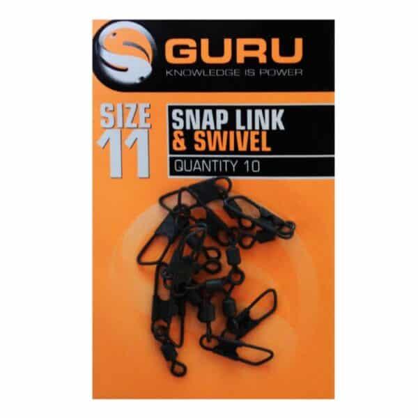 GURU SNAP LINK AND SWIVEL (GSLS)