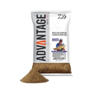 DAIWA ADVANTAGE GROUNDBAIT 1KG - RIVER (13300-008)