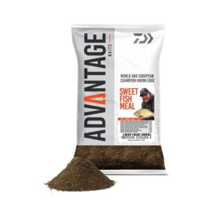DAIWA ADVANTAGE GROUNDBAIT 1KG - SWEET FISHMEAL (13300-009)