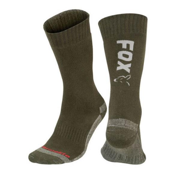FOX COLLECTION THERMOLITE LONG SOCKS (CFW116-119)