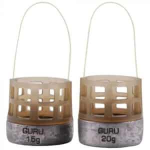 GURU X-CHANGE SLIMLINE DISTANCE FEEDER CAGE (GAD19-21)